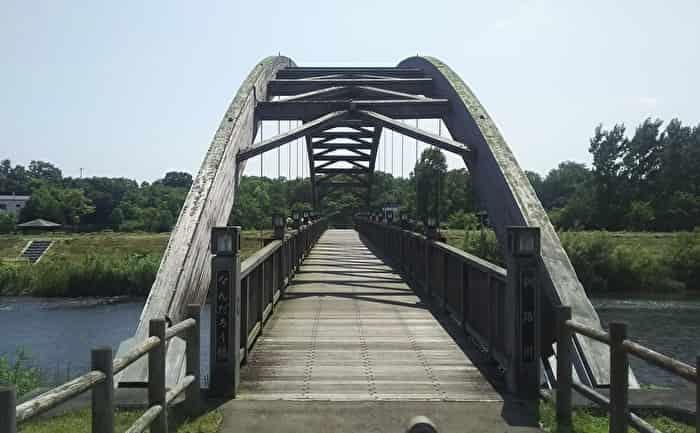弟子屈町 なんだろう橋