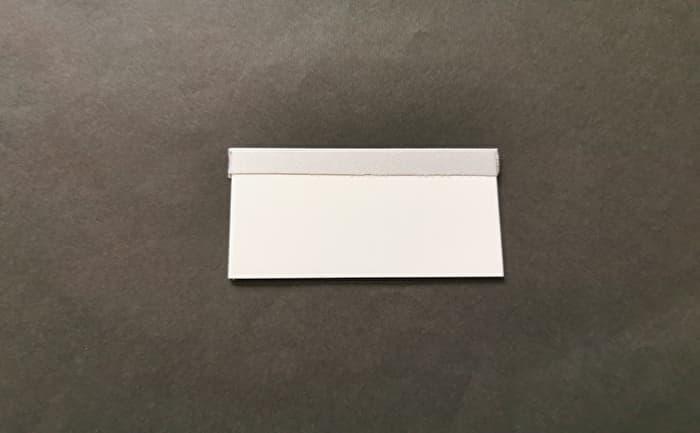G-Color P30 Pro 保護フィルム貼り付け用スライダー