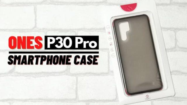 ONES P30Pro用スマートフォンケース レビュー